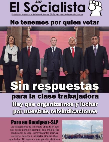 El Socialista 407 Mexico
