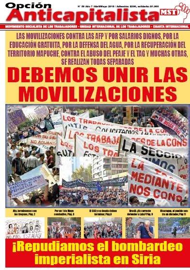 Opcion Anticapitalista Chile 59