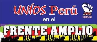UNIOS PERU EN EL FRENTE AMPLIO