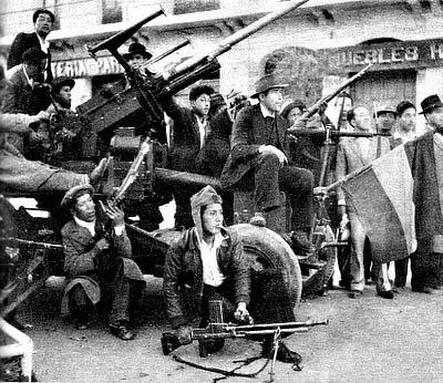 1952-2012 60 años de la Revolución Boliviana