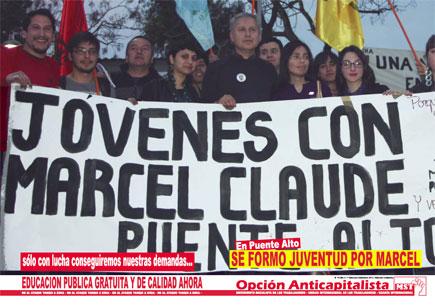Periódico Opción Anticapitalista - Chile - Agosto 2013
