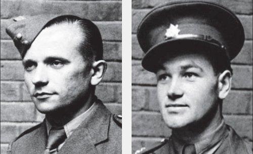 """La operación """"Antropoide"""" fue ejecutada por los combatientes Gabchik y Kubis, en la curva de la calle Rude Avmady de Praga, frente a una parada de tranvías"""