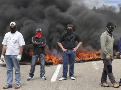Asturias y Leon: ¡Todo el apoyo a los mineros! ¡Basta ya de ayudas a los bancos y a los ricos!