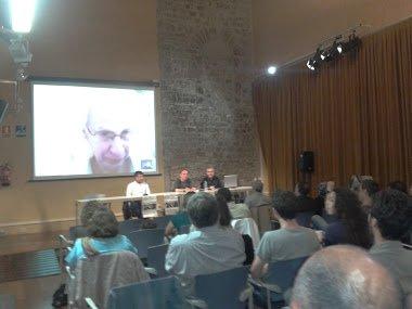 Barcelona: Acto y videoconferencia en apoyo al pueblo sirio