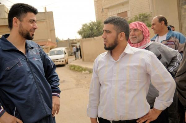 """Siria: """"Hemos perdido el miedo, ya no tememos las heridas de la guerra. La experiencia nos ha transformado"""", dice el médico"""