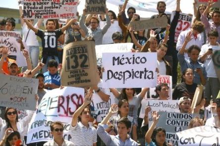 Mexico despierta, movimiento Yo Soy 32