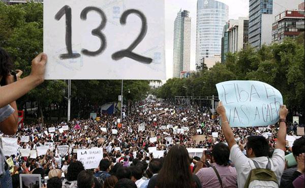 Mexico: movimiento #YoSoy132