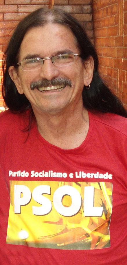 Baba de la CST/PSOL saluda al IV Congreso mundial de la UIT-CI