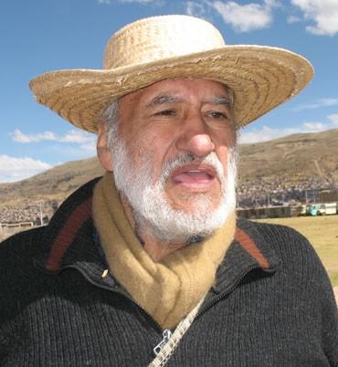 Hugo Blanco, histórico líder campesino de Perú apoya la candidatura de Orlando Chirino en Venezuela