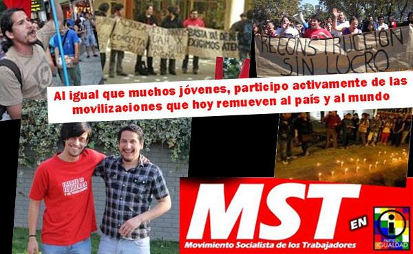 Rainier Rios - Candidato a Alcalde por la Comunda de Puente Alto
