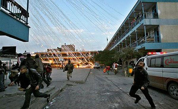 Israel ataca nuevamente a la Franja de Gaza