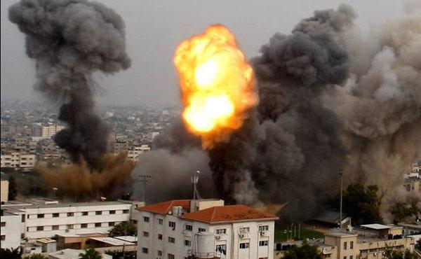 Otra vez nuevos bombardeos genocidas del sionismo sobre Gaza