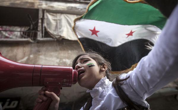 Todo el apoyo a la resistencia del pueblo Sirio