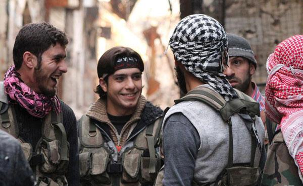 Milicianos del Ejército Libre de Siria. Respuesta a la carta abierta de la izquierda revolucionaria siria revolucionaria siria