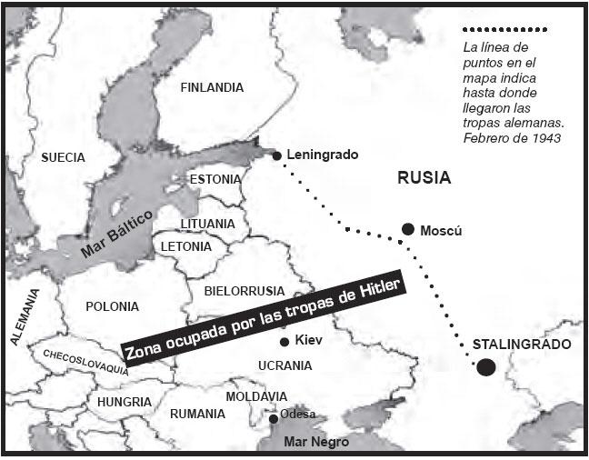 Batalla de Stalingrado: En febrero de 1943 los nazis se rindieron ante los soviéticos
