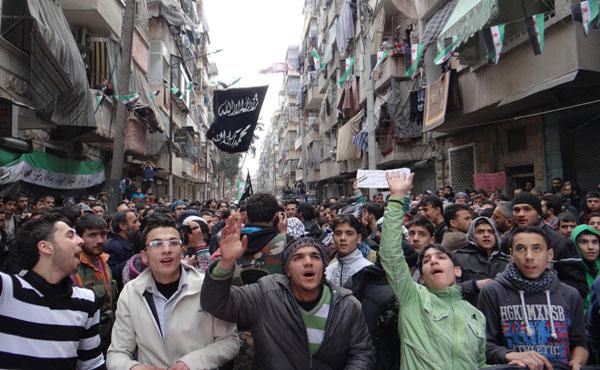Lo que ocurre en Siria es una revolución en todos los sentidos del término