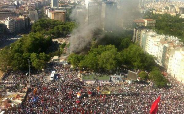 Intifada en Estambul