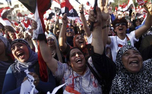 Egipto después de la caída de Mursi ¡Basta de Represión! ¡Ningún apoyo a los militares!