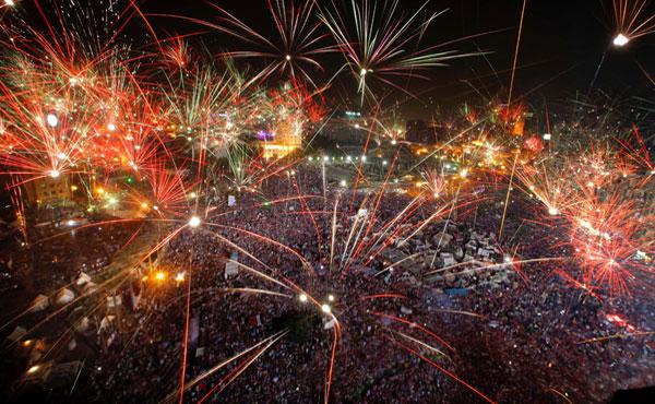 La movilización revolucionaria derribó a Mursi! Ningún apoyo a los militares! Solo los trabajadores y el pueblo en el poder serán solución!