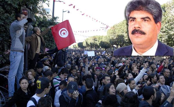 Seis meses después del asesinato de Choukry Belaid, el Frente Popular de Túnez fue golpeado de nuevo por el atroz asesinato de Mohamed Brahmi, fundador de la Corriente
