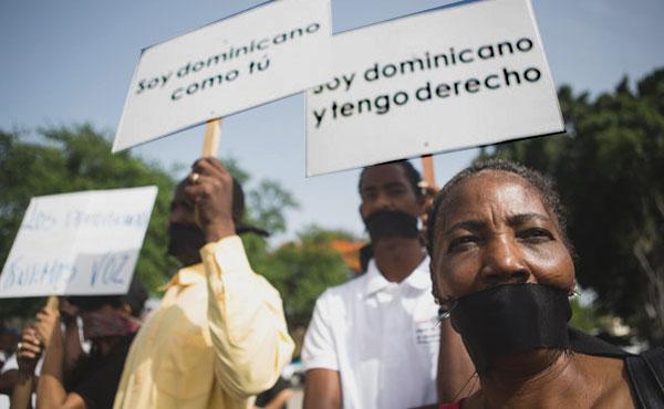 ¡No a la sentencia racista y xenófoba del gobierno dominicano!