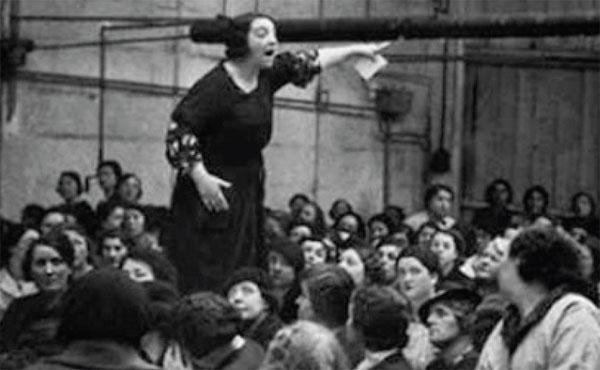 Las mujeres son las más oprimidas y explotadas