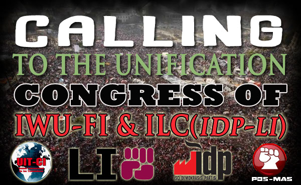 Calling to the Unification Congress of IWU-FI and CEI (IDP/LI)