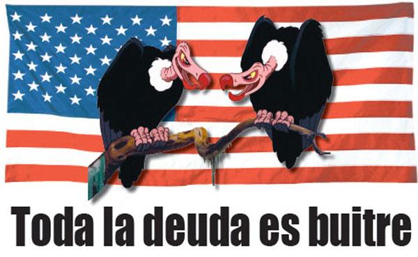 """¿Iremos al default? ¿O habrá una salida de último momento? Más allá de este desenlace la postura del gobierno de Cristina es clara: """"seguiremos pagando"""". La nuestra es exactamente la inversa."""
