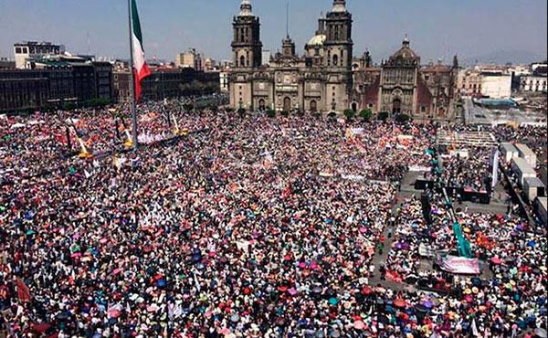 La multitudinaria movilización estudiantil ha inundado las calles con sus marchas y mitines