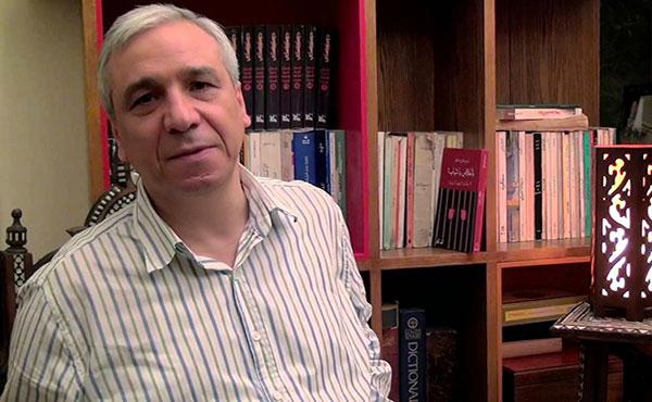 Yassin al-Haj Saleh es escritor y activista sirio. Fue prisionero político de Bashar Al Assad 16 años, entre 1980 y 1996.