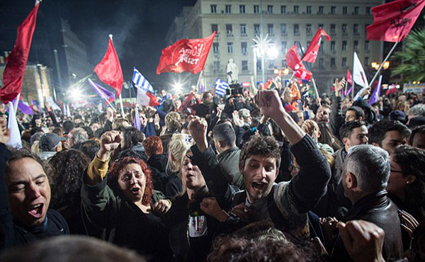 Without a break with the Troika, the EU and the debt payments, there will be no solution for the workers and youth of Greece.