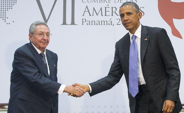 Raúl Castro pidió disculpas a Obama