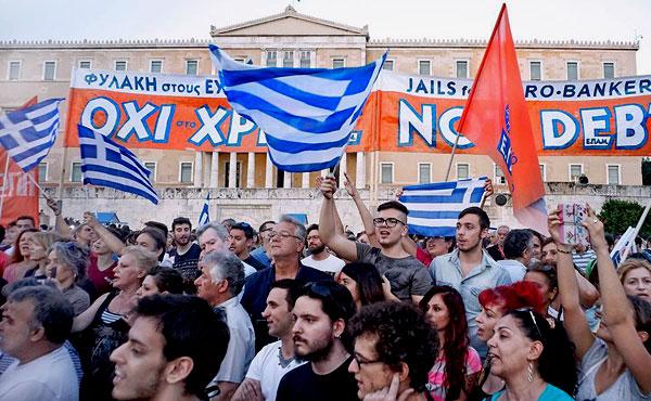 Por un bloque unitario de la izquierda y los trabajadores  para derrotar al nuevo memorando