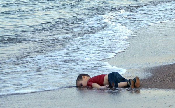 What happened to toddler Aylan is part of the daily drama of thousands of immigrants and refugees who die or risk their lives crossing the Mediterranean.