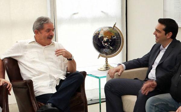 Lula y Tsipras: el mismo fracaso
