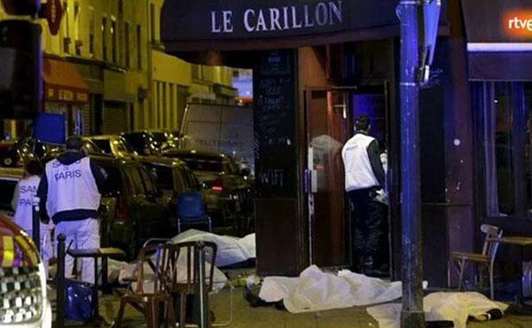El origen de este atentado está en el conflicto de Siria y en la reiterada intervención imperialista de la llamada Coalición contra el terrorismo que encabeza EE.UU e integra Francia, que actúan bombardeando territorio sirio.