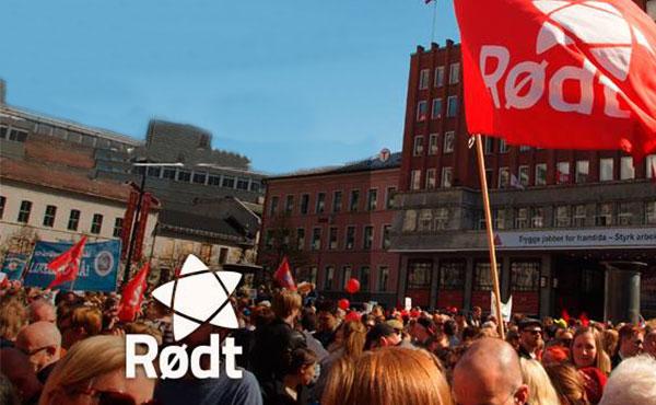 Noruega: reportaje a un dirigente del Partido Rojo