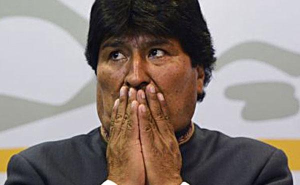 El NO se impuso en el referéndum realizado el 21 de febrero en Bolivia. Evo Morales y su partido, el MAS, sufrieron una grave derrota política en medio de escándalos de corrupción y protestas populares.