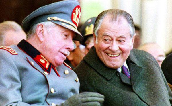 El país de Aylwin y Pinochet sigue vivo