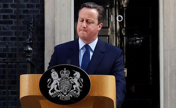 El Primer Ministro conservador, David Cameron, había utilizado la amenaza de este referéndum como un medio de presión sobre las instituciones europeas y los gobiernos de los otros Estados Miembros.
