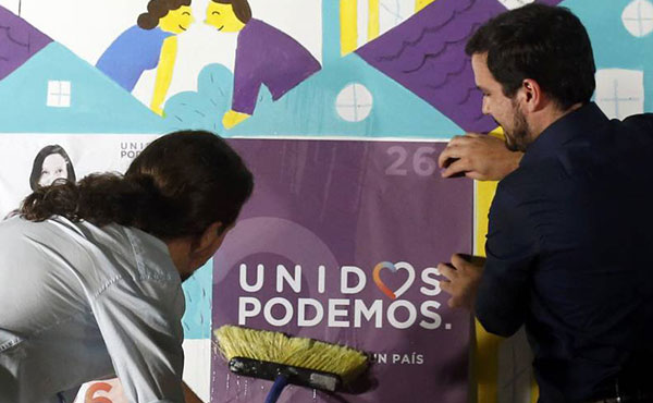 Ante las elecciones del 26 en el Estado Español llamamos al voto crítico a Unidos Podemos y las confluencias