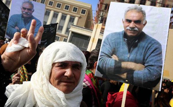 Movilizaciones por la libertad de Ocalan