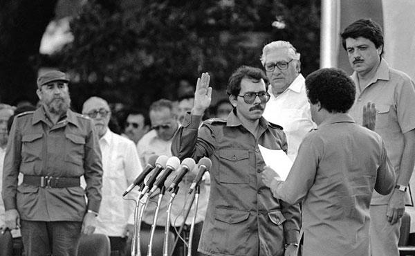 """En 1979 Fidel aconsejó a Ortega no hacer """"una nueva Cuba"""""""