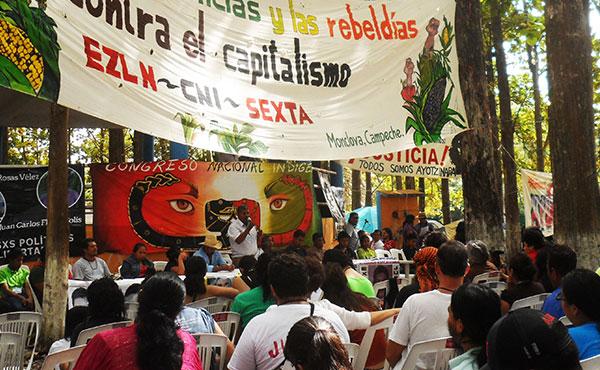 Se requiere una candidatura para impulsar las reivindicaciones de la clase trabajadora y los pueblos originarios