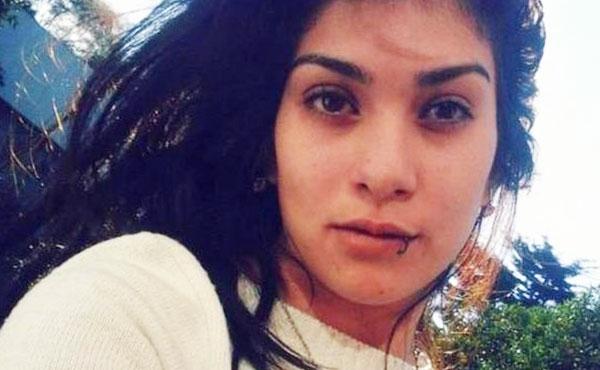 Lucía Pérez. 16 años. Mar del Plata, Argentina. Empalamiento. La mataron, al menos, dos hombres.