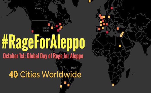 40 ciudades de todo el mundo se sumaron al repudio mundial a este genocidio. Desde la UIT-CI participamos de la organización de varias de estas acciones y manifestaciones.