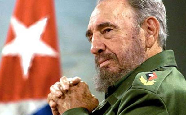The announcement of the death of Fidel Castro has had a great global impact