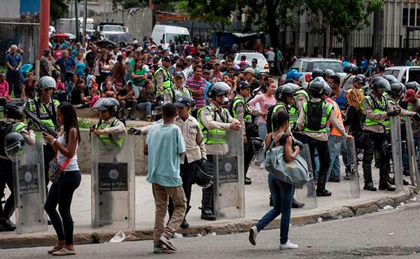 Venezuela: No al corralito de Maduro - Basta de ajuste criminal contra el pueblo