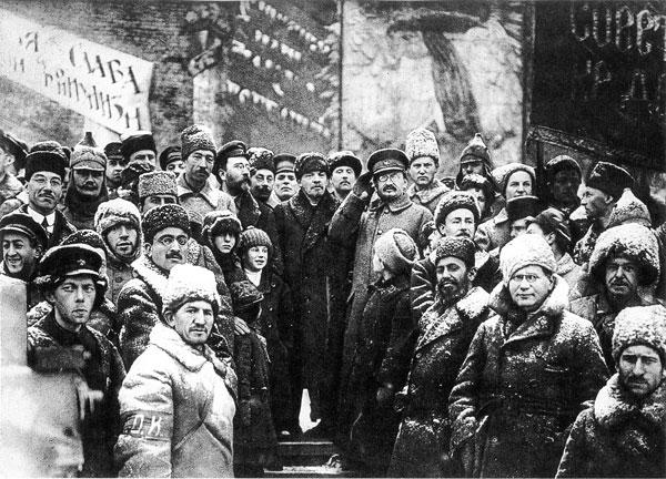 leon-trotsky-vladimir-lenin-revolucion-rusa