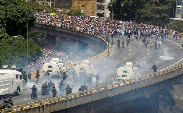 El Diputado Nacional de Izquierda Socialista en el Frente de Izquierda, Juan Carlos Giordano, se pronunció categóricamente sobre la crisis de Venezuela.